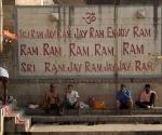 Chanting Sri Ram, Jay Ram, Jay Ram, Enjoy Ram!
