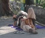 sleeping-sadhu