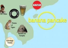 The Banana Pancake Trail